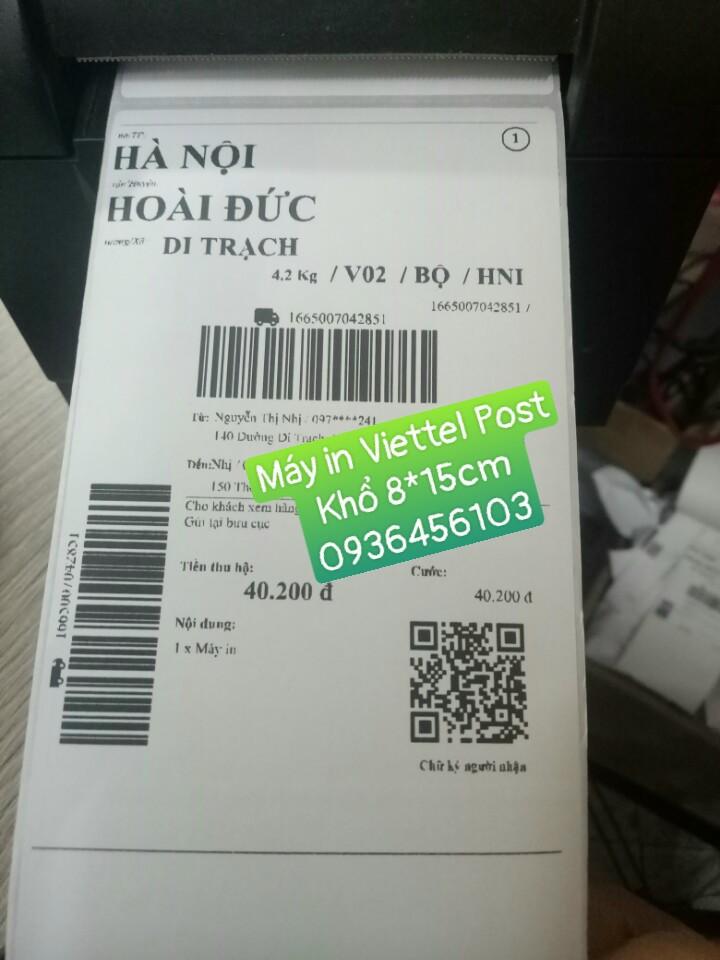 Máy in tem mã vận đơn Viettel Post Xprinter XP 350B