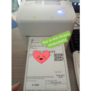 Máy in đơn hàng Shopee Xprinter XP 420B