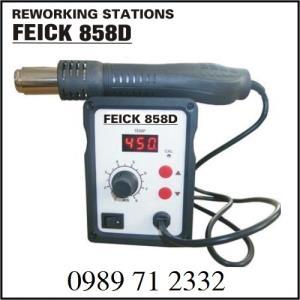 Máy khò từ SMD REWORK STATION FEICK- 858D