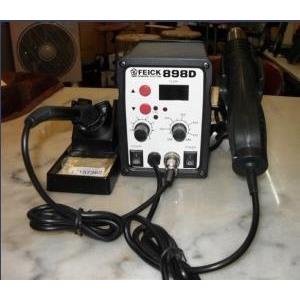 Máy khò từ và hàn 2 in 1: FEICK SMD-898D