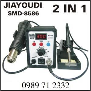 Máy khò từ và hàn JIAYOUDI SMD-8586/ 898D