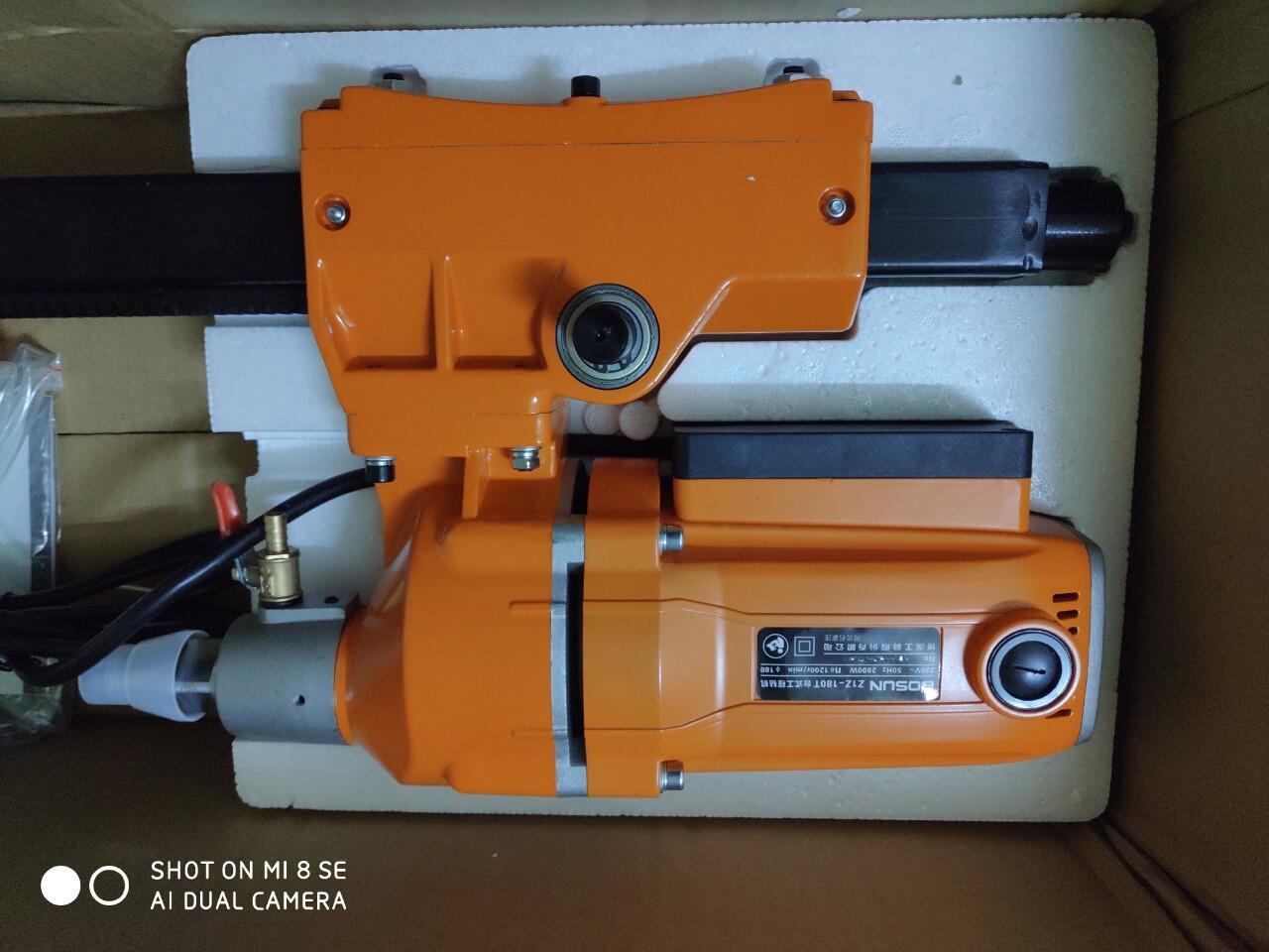 Máy khoan lấy mẫu bê tông 180mm