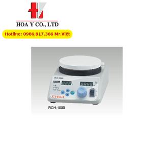 Máy khuấy từ có gia nhiệt RCH-1000 Eyela