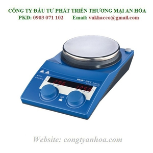 MÁY KHUẤY TỪ GIA NHIỆT 1 VỊ TRÍ IKA Model: RET BASIC