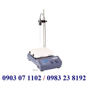 Máy khuấy từ gia nhiệt + đầu dò nhiệt độ Model: RSM 05H