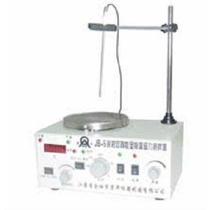 Máy khuấy từ gia nhiệt loại hiện số có đảo chiều, cài đặt thời gian
