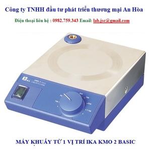 Máy khuấy từ không gia nhiệt 1 vị trí IKA KMO 2 BASIC