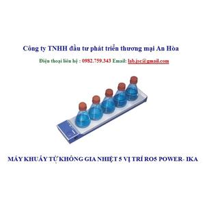 Máy khuấy từ không gia nhiệt 5 vị trí RO5 power IKA