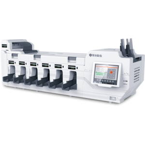 Máy kiểm đếm và phân loại tiền Julong JL305