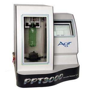 PPT3000 Packing Pressure Tester, Máy kiểm tra áp suất đóng chai AGR Topwave