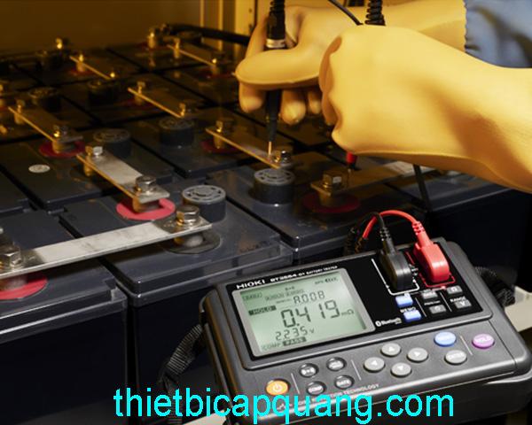 Máy kiểm tra chất lượng ắc quy Hioki 3554