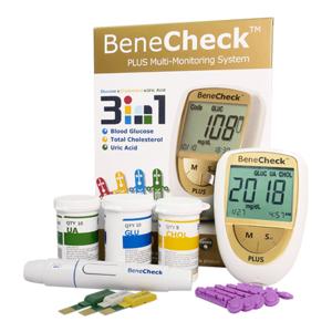 Máy kiểm tra đa chức năng 3 in 1 BeneCheck Plus