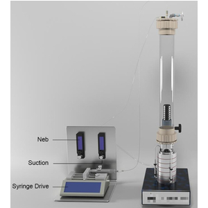 Máy kiểm tra hiệu quả lọc vi khuẩn khẩu trang (BFE)