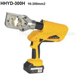 Máy ép cos thủy lực Pin HHYD-300H