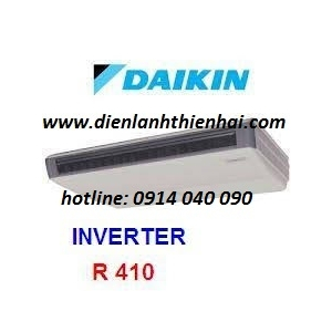 Máy lạnh áp trần Daikin FHQ140DAVMA/RZR140MVMV - Inverter Gas R410a
