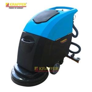 Máy lau sàn công nghiệp tự động Kraffer KF600B