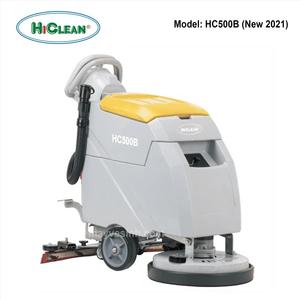 Máy lau sàn nhà xưởng HiClean HC500B dùng acquy