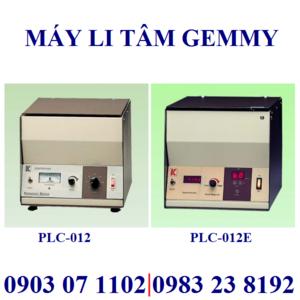 Máy li tâm để bàn Model: PLC-012E (Hãng Gemmy - Đài Loan)