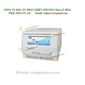 MÁY LI TÂM LẠNH TỐC ĐỘ CAO Model: H1850R