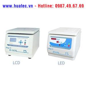 MÁY LI TÂM TỐC ĐỘ CAO Model: H1650