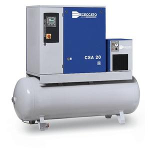 Máy nén khí Ceccato 500L Model CSA 10/13