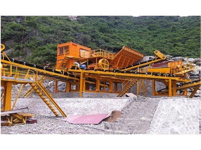 máy nghiền đá 250 - 350 tấn/giờ