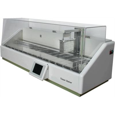 Máy nhuộm mô/nhuộm tiêu bản tự động YABO-700, Hãng sản xuất: Jinhua YIDI Medical