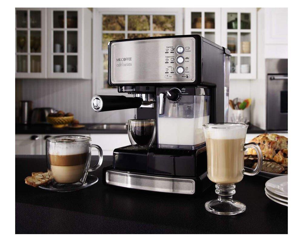 Tư vấn lựa chọn máy pha cà phê gia đình tốt nhất