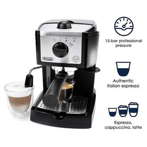 Máy pha cà phê DeLonghi EC155 15 BAR Pump Espresso and Cappuccino Maker