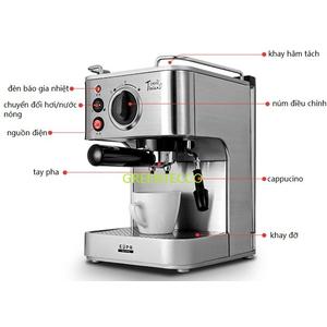 Máy pha cà phê espresso TSK-1819A EUPA