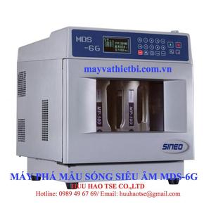 Máy phá mẫu vi sóng MDS-6G