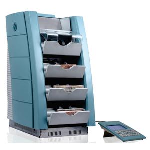 Máy phân loại tiền BPS Numeron CL