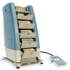 Máy phân loại tiền BPS Numeron CX