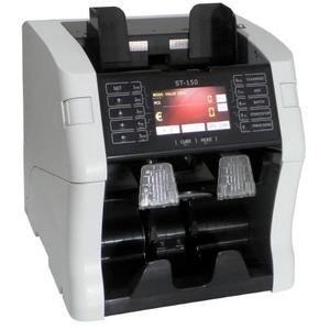 Máy Phân Loại Tiền và Phát Hiện Tiền Giả Hitachi ST-150N