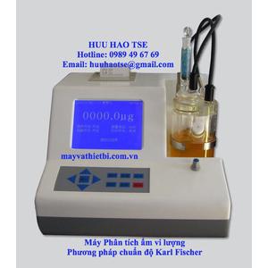 Máy phân tích ẩm vi lượng model WA-1C