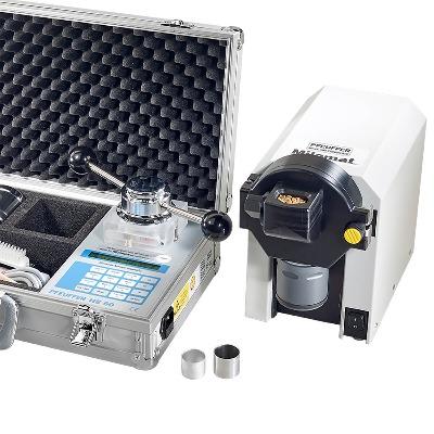 Máy phân tích độ ẩm các loại hạt , model: HE 60, Hãng: Pfeuffer / Đức