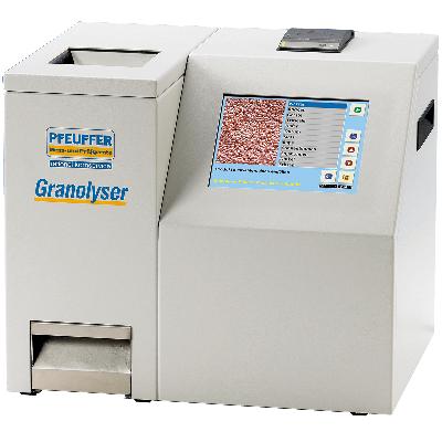 Máy phân tích độ ẩm (NIR) trong ngũ cốc, model: Granolyser, Hãng: Pfeuffer / Đức