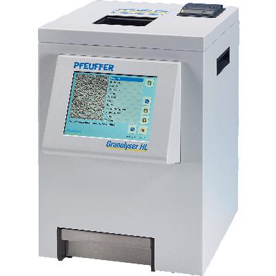 Máy phân tích độ ẩm (NIR) trong ngũ cốc, model: Granolyser HL, Hãng: Pfeuffer / Đức