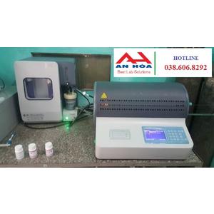 Máy phân tích lưu huỳnh tự động Hzhang Model : CTS3000B