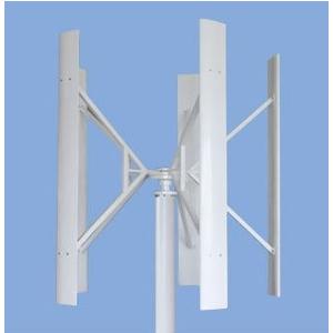 Máy phát điện gió trục đứng 100 wat