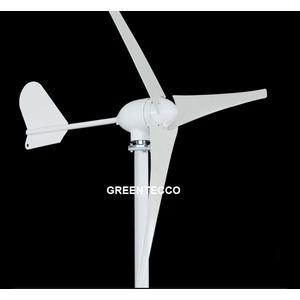 Máy phát điện gió trục ngang 600 wat Guanghe M4