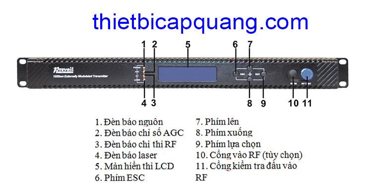 Máy phát quang Prevail-WT-1550-EM20 giá rẻ