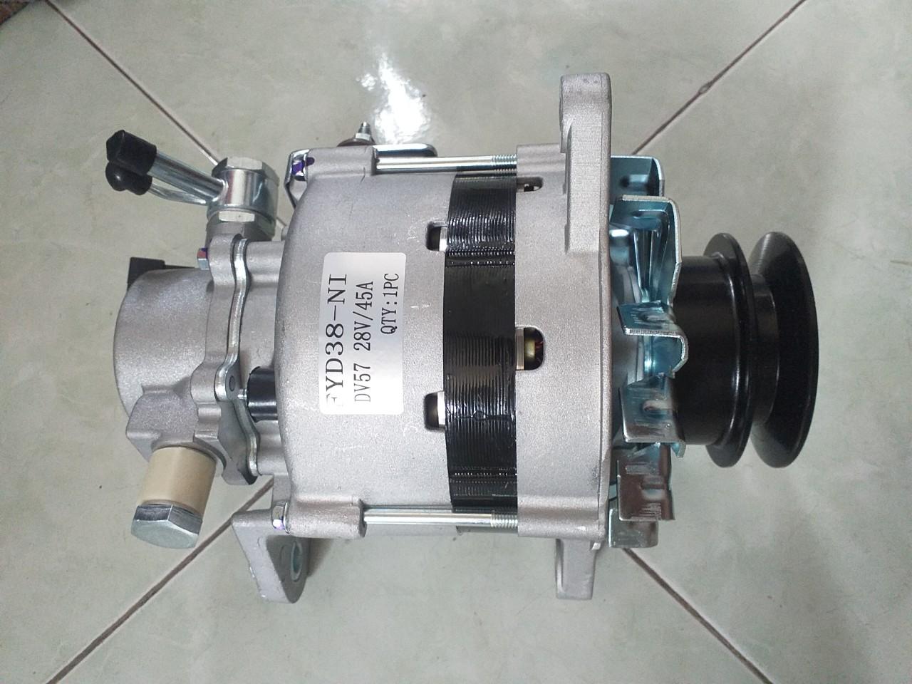 Máy phát Xe Tải HINO 300