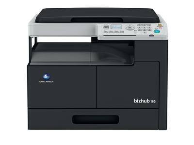 Máy photocopy đa năng Bizhub 165