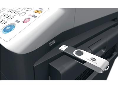 Máy photocopy đa năng Bizhub 306