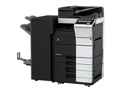 Máy photocopy đa năng Bizhub 458e