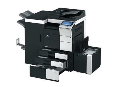 Máy photocopy đa năng Bizhub 754e