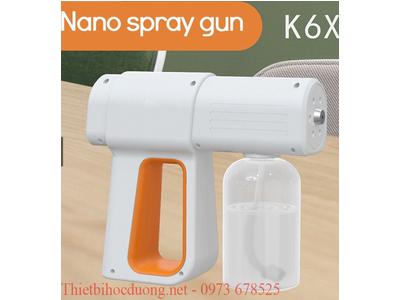 Máy phun nước khử khuẩn cầm tay K6X