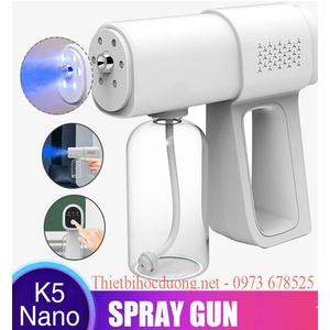 Máy xịt khử khuẩn cầm tay Nano K5