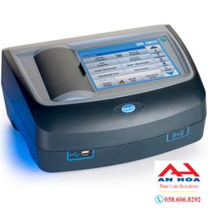 Máy quang phổ khả kiến phân tích nước Model: DR3900 Hãng :Hach